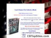 Last Chance For Liberty Book
