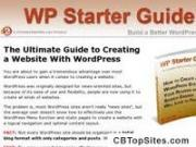 WP Starter Guide - WordPress Tutorial