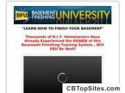 Basement Finishing University - Earn Over $90 Per Sale