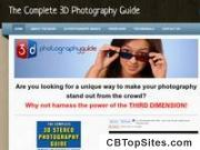 The Complete 3D Photography Guide - 3D Photography Guide