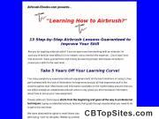 Learn How To Airbrush