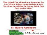 Aerosolgrafia, Spray Paint Art — Spray Paint Art Secrets