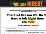 Get $35/sale! Clearly The Best Job Interview Product! Massive Niche!