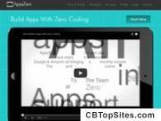 appszero.com Build Mobile Apps With Zero Coding