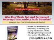 7-week Anxiety Panic Recovery Mindbody Breakthrough Programme