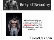 Body Of Brutality - Get The Physique That Men Fear & Women Want