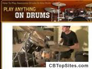 Play Anything On Drums.com!