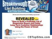 Breakthrough List Building