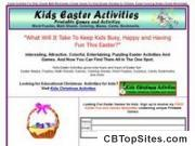 Kids Easter Activities - Printable Easter Activities And Games