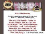 Cake Decorating Geniuses - Easily Decorate Cakes Like A Professional!