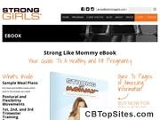 Strong Like Mommy - Your Guide To A Healthy & Fit Pregnancy