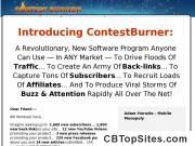 Contestburner: Amazing Viral Marketing Software - Earn 50%!