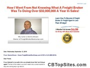 Freight Broker Training, Become Freight Broker, Freight Agent