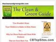 How To Make Your Own Natural, Safe & Cheap Cleaning Products