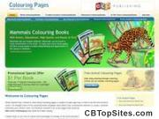 Quality Educational Natural Coloring Books