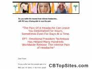 Eft For Headaches - Release Headache Pain With Eft