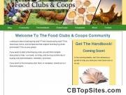 Food Clubs and Coops