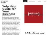 All About Yelp - A guide to Yelp for small business owners