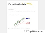 Forex Candlesticks Made Easy!