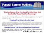 Funeral Sermon Outlines, Sermons, Services, Messages