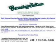 Gbuff.com - Genealogy Data Products