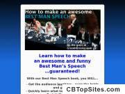 Best Man Speeches and Free Best Man Speech Advice