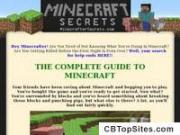 Complete Beginners Minecraft Guide