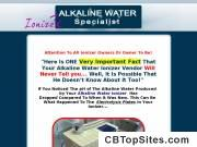Dirty Secrets Of Alkaline Water Ionizers