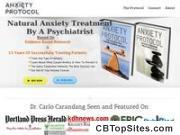 Anxiety Protocol - Natural Anxiety Treatment By A Psychiatrist