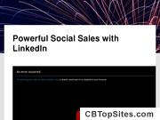 Powerful Social Sales With Linkedin - Online Course