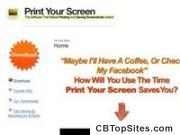 Print Your Screen - Probably Fastest Screen To Print Software Ever