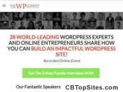 The WP Summit - Build an Impactful WordPress Website