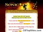 Sonic Secret: Law Of Attraction Music System!