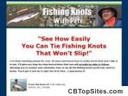 How To Tie Fishing and Fly Fishing Knots - Fishing Knots With Pete