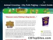Animal Crossing City Folk Fishing Guide