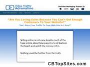 Video Traffic Adrenaline - Make Money With Your Band And Not Go Broke