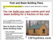 Custom Post and Beam Barns and Garages, Timber Framed - Lamore Lumber