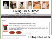 Living On A Dime - Save Money And Get Out Of Debt