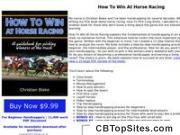 How To Win At Horse Racing - Ebook