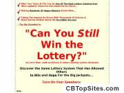 Will You Be The Next Lotto Millionaire?