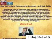 How To Produce Management Accounts