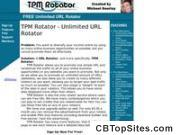 TPM URL Rotator - Promote unlimited websites with one URL for free.