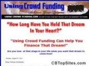 Welcom | Crowdfunding or crowd funding a way to finace|Using Crowd Funding