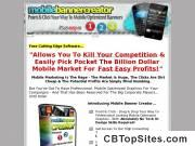 Mobile Banner Creator - The Easiest Money Ever!