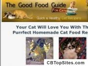 Food Guide For Cats