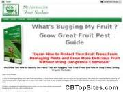 What's Bugging My Fruit? Grow Great Fruit Pest Guide