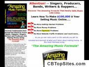 The Amazing Music Formula - How To Sell Music Online