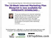 26-Week Internet Marketing Plan Blueprint – OFFICIAL SITE