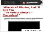 Deposition Testimony | Best done for you client prep for depositions guaranteed