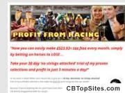 Profit From Racing - Make Money Laying Horses